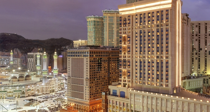 Hilton Suites Makkah-1 of 41 photos