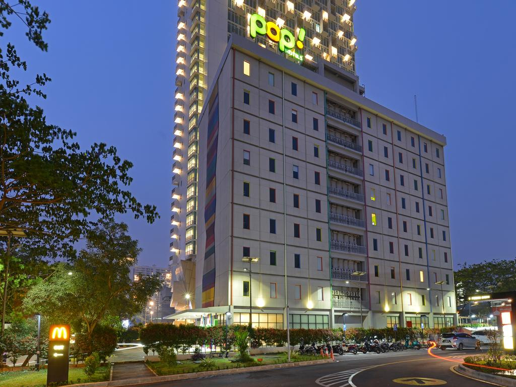 Book POP! Hotel BSD City Tangerang with tajawal, Book Now at best
