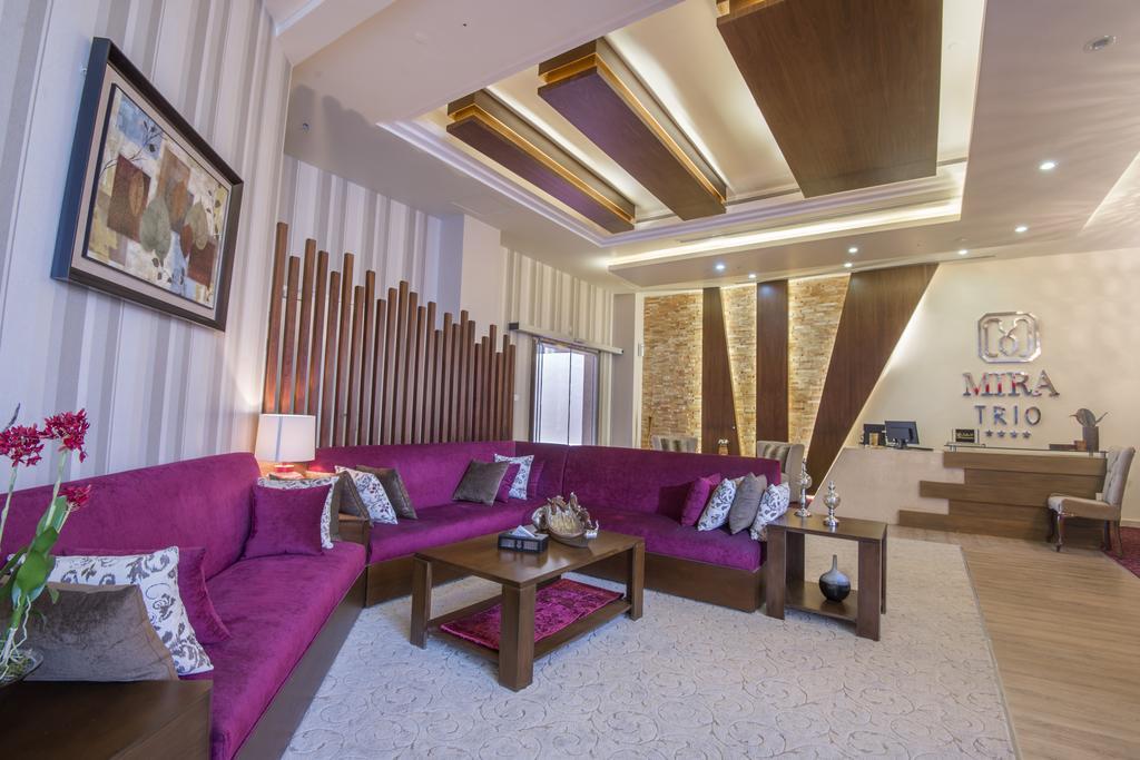 فندق ميرا تريو - الرياض - شارع التحلية-19 من 32 الصور
