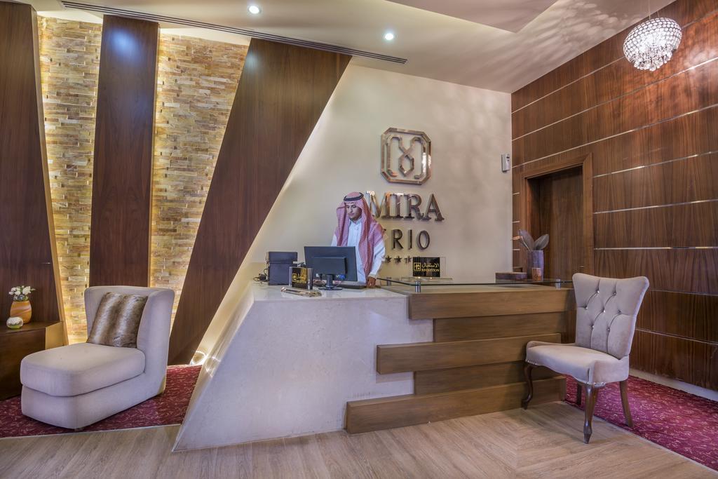 فندق ميرا تريو - الرياض - شارع التحلية-21 من 32 الصور