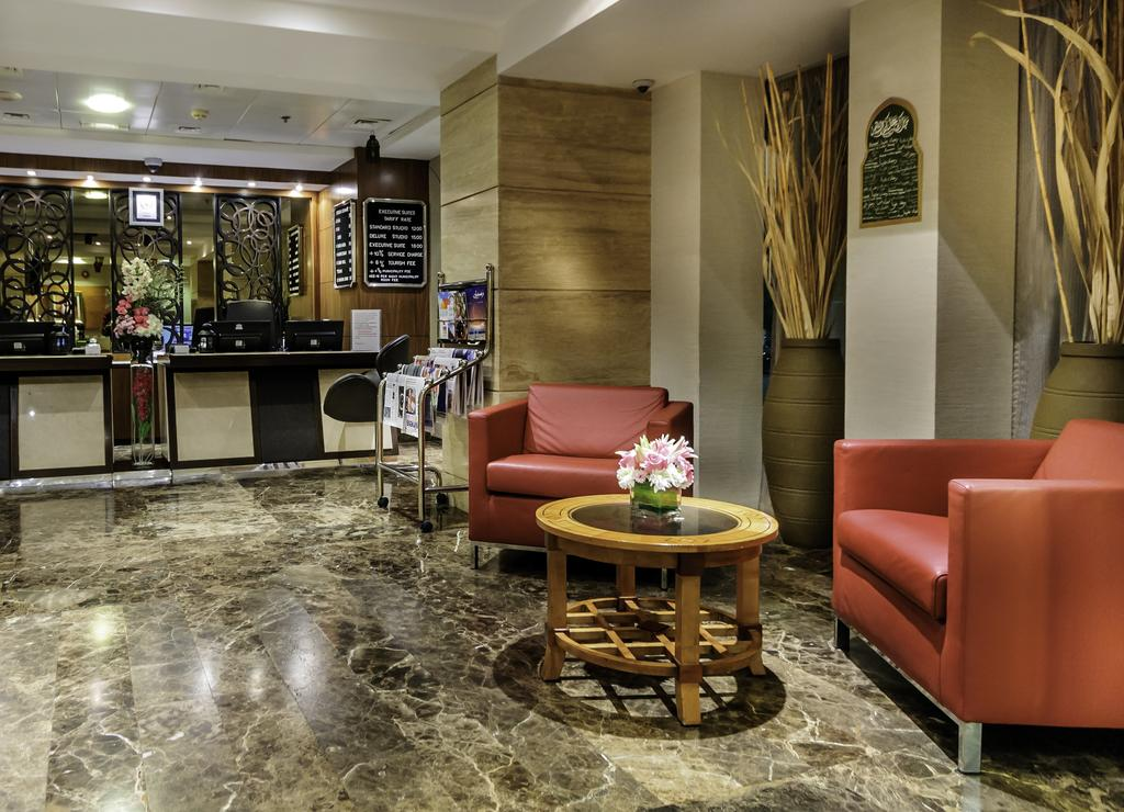 أجنحة إجزكيوتيف الفندقية من مروج غلوريا، شقق فندقية فخمة-3 من 42 الصور