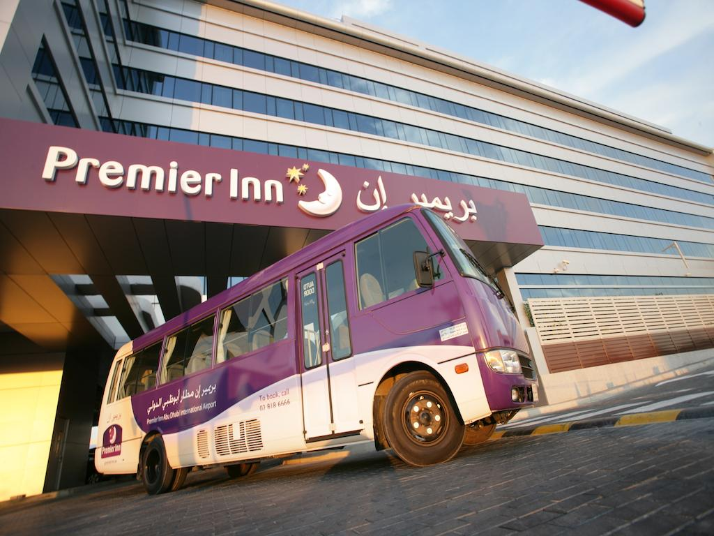 فندق بريمير إن مطار أبوظبي الدولي-17 من 26 الصور