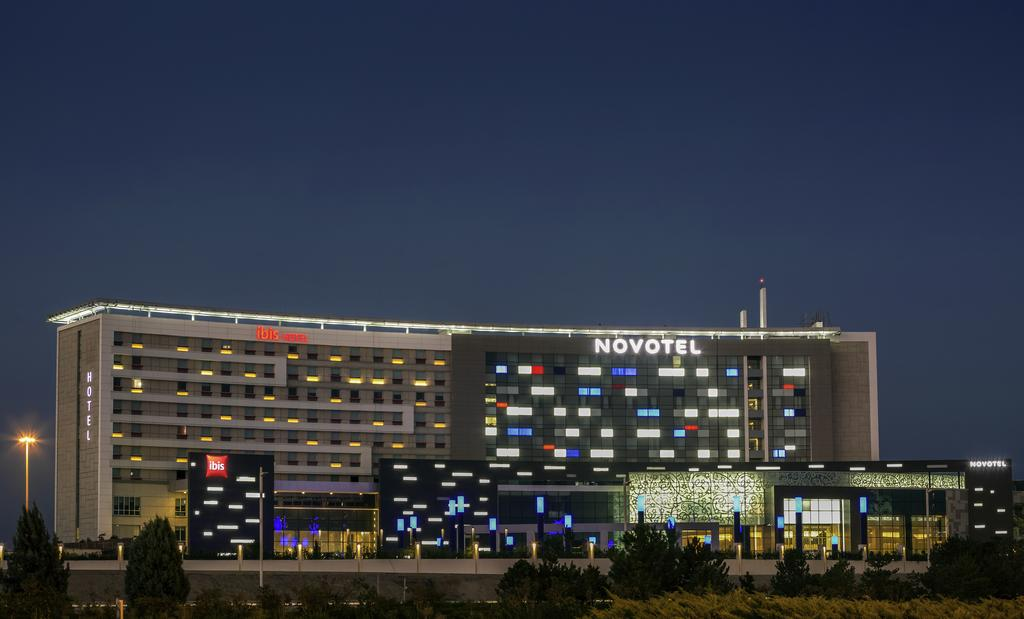 Novotel Tehran Imam Khomeini International Airport Book Novotel