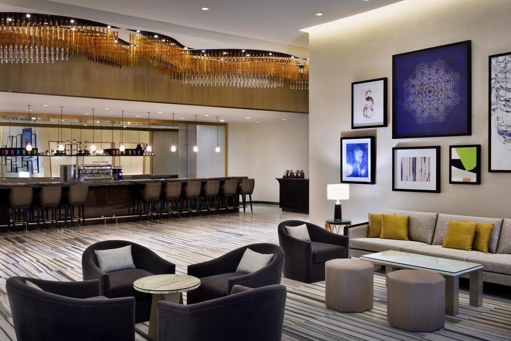 فندق ماريوت هوتيل داونتاون-24 من 40 الصور