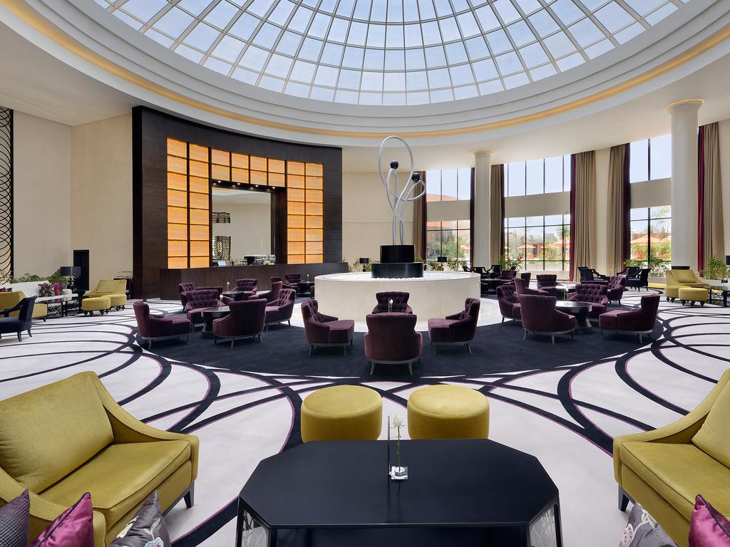 Mövenpick Hotel Riyadh-19 of 47 photos