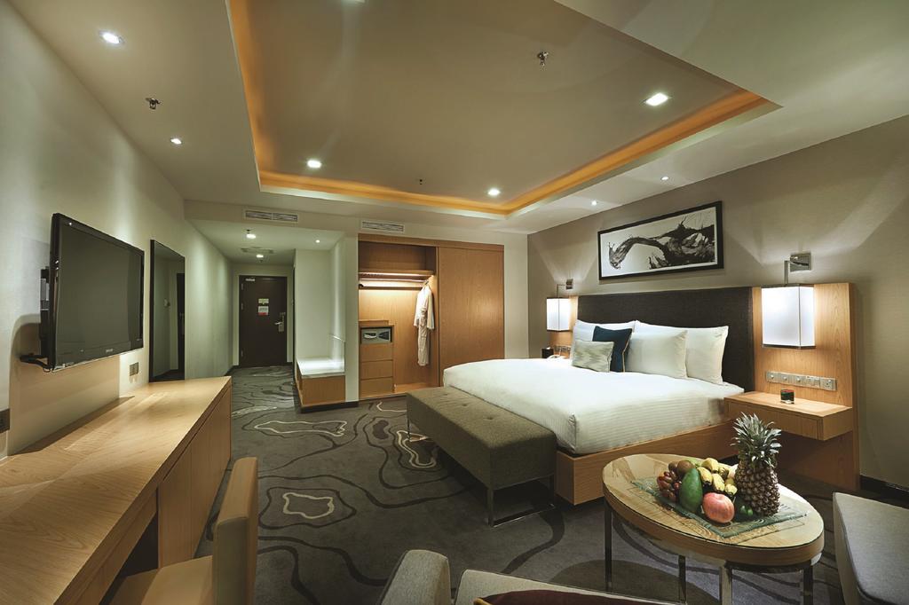 فندق برجايا تايمز سكوير، كوالالمبور-13 من 49 الصور