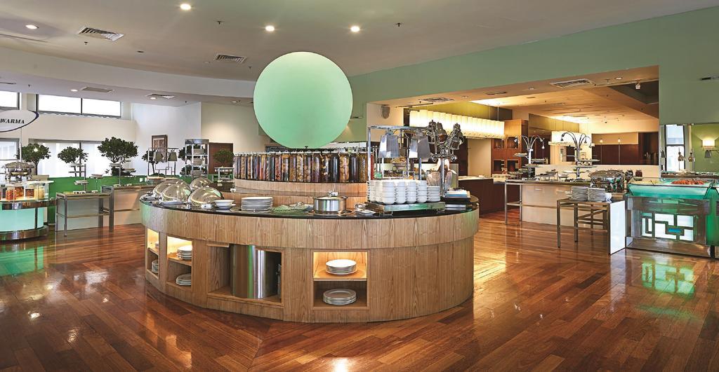 فندق برجايا تايمز سكوير، كوالالمبور-40 من 49 الصور