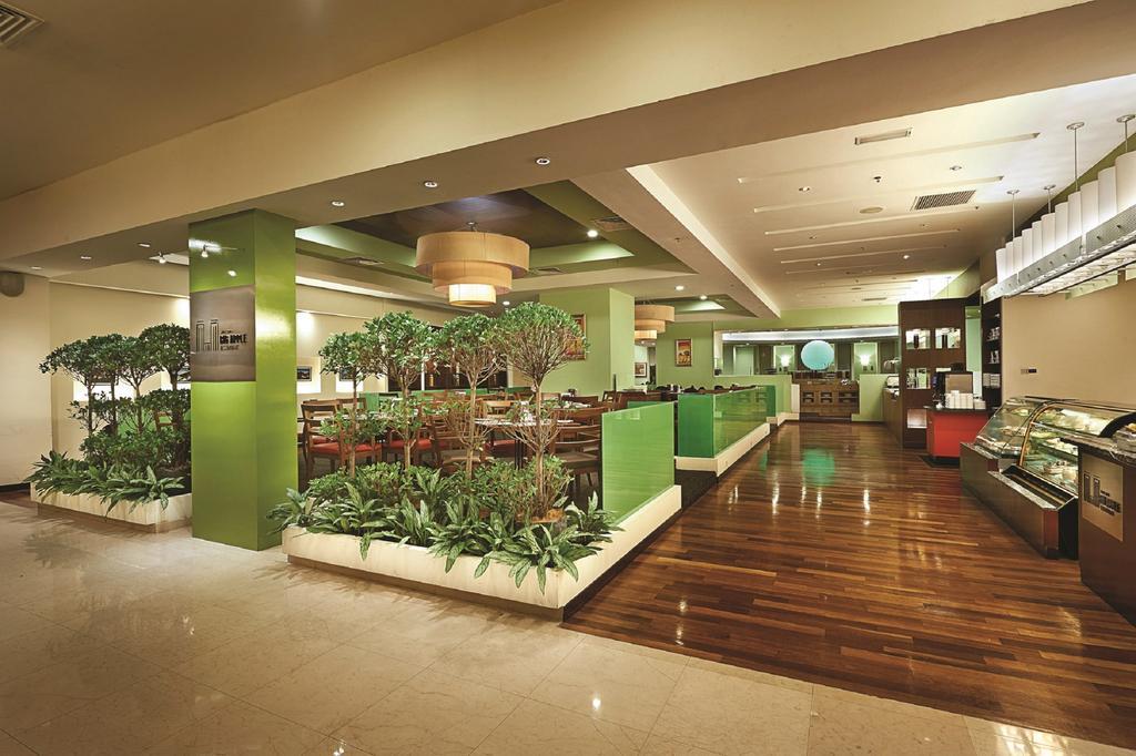فندق برجايا تايمز سكوير، كوالالمبور-44 من 49 الصور