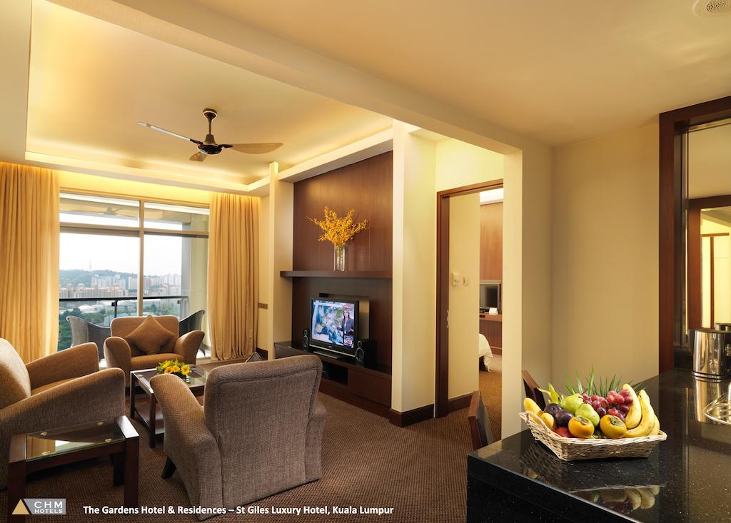 فندق وسكن ذا جاردن- أيه سانت جايلز سيغنتشر، كوالا لمبور-27 من 32 الصور