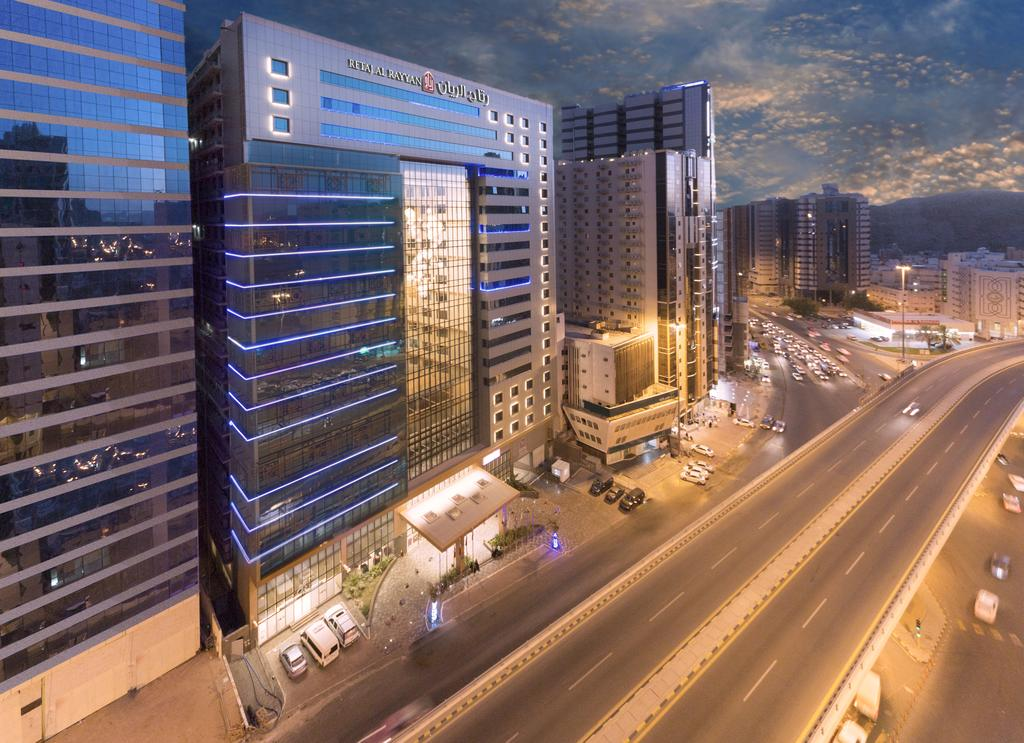 Book Makarem Ajyad Makkah Hotel with tajawal, Book Now at