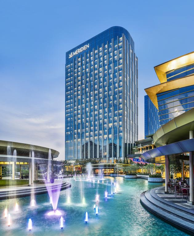 Book Le Meridien Putrajaya With Almosafer Prices Start From 268 Sar
