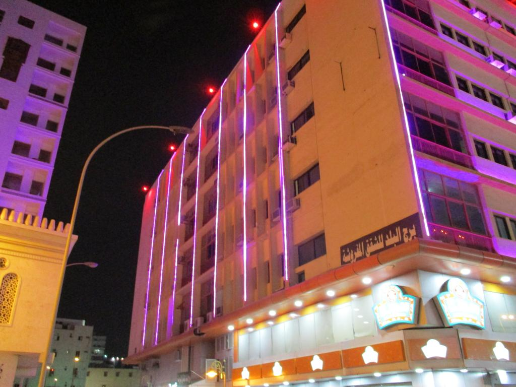 Burj Al Balad Hotel Apartments