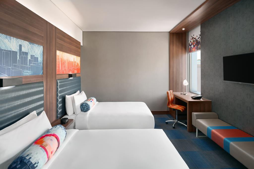 فندق ألوفت الرياض-20 من 35 الصور