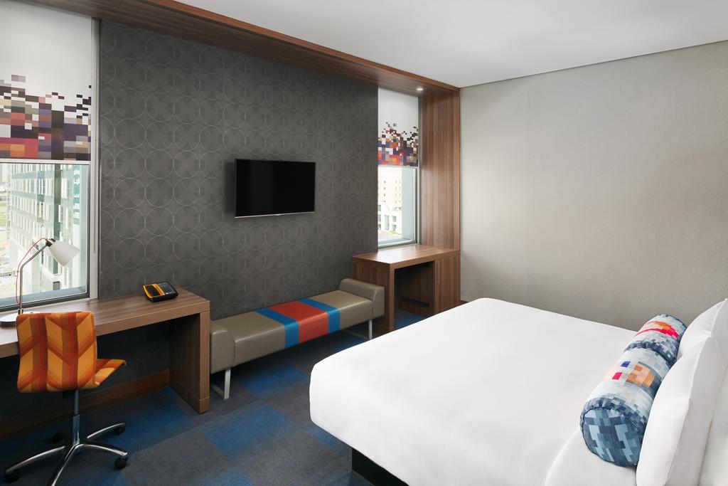 فندق ألوفت الرياض-23 من 35 الصور