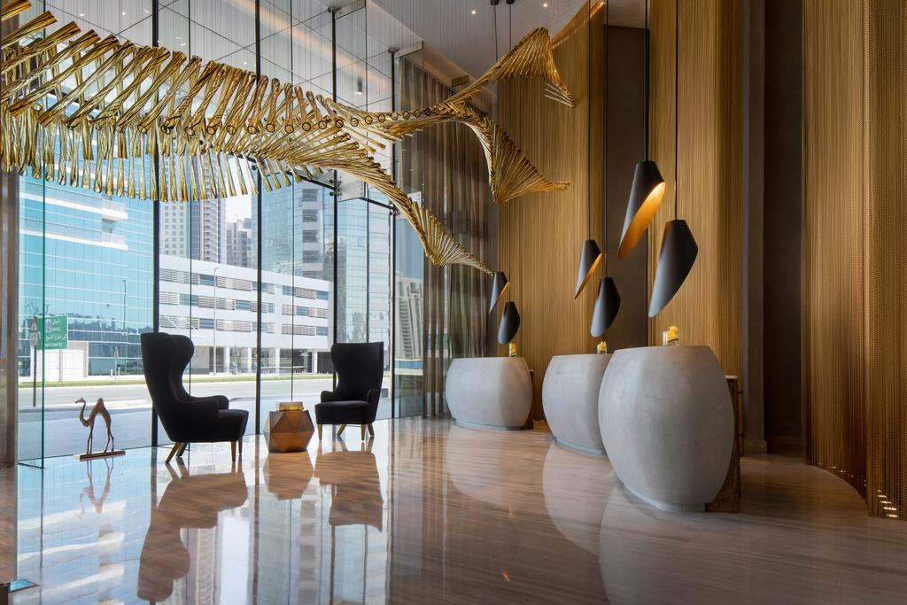 Renaissance Downtown Hotel, Dubai-16 of 49 photos