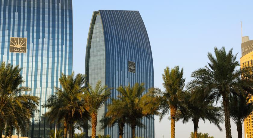 Renaissance Downtown Hotel, Dubai-48 of 49 photos
