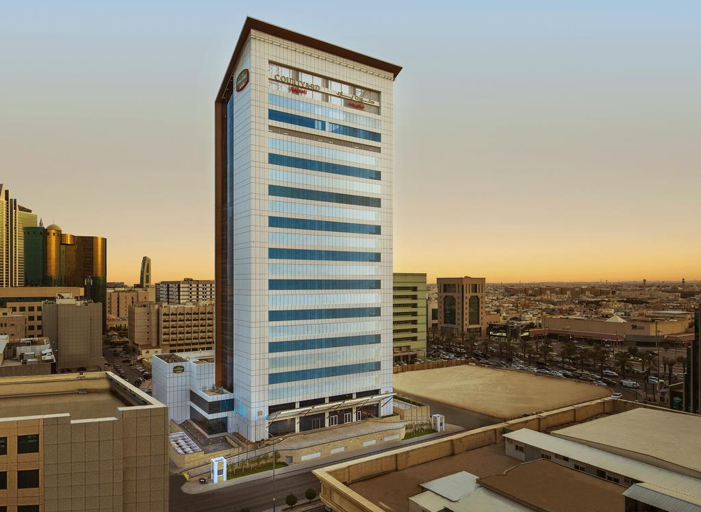 Courtyard by Marriott Riyadh Olaya