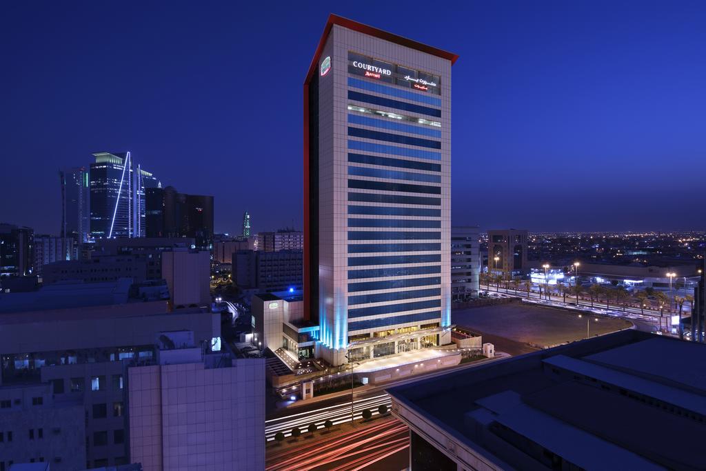 كورتيارد من ماريوت الرياض العليا-2 من 46 الصور