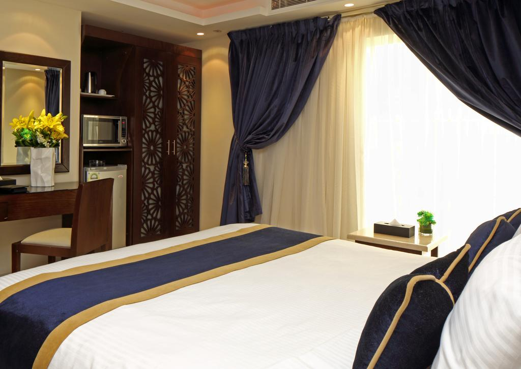 أجنحة المهيدب الفيصلية الفندقية-25 من 25 الصور