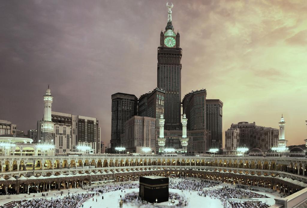 سويس أوتيل المقام مكة-48 من 52 الصور