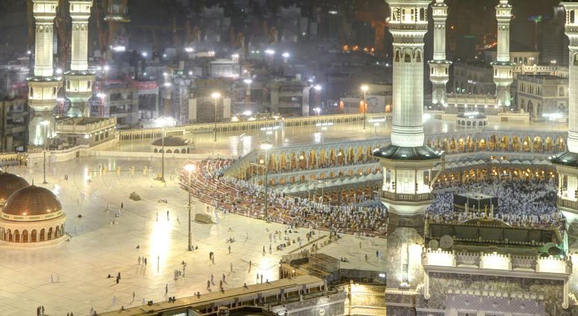 سويس أوتيل المقام مكة-50 من 52 الصور