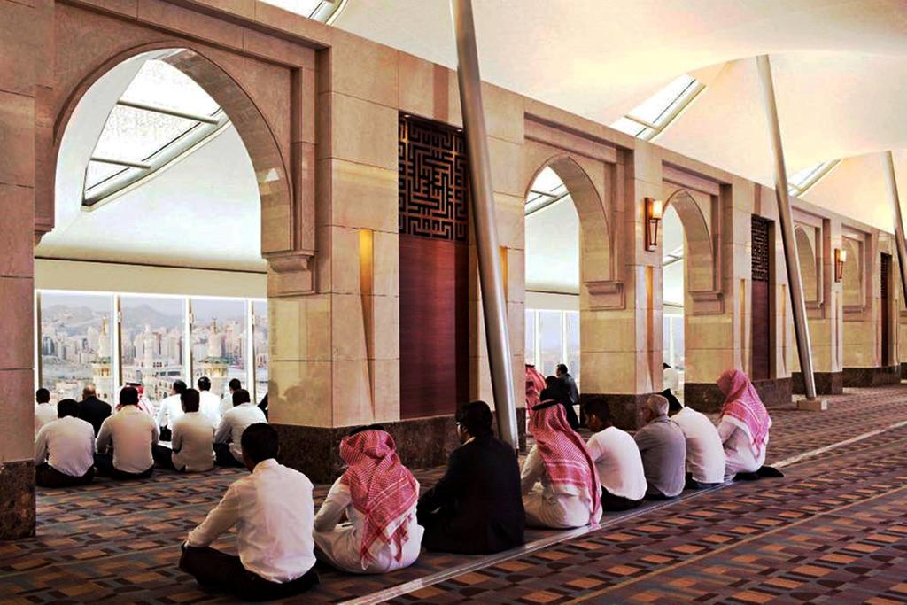 سويس أوتيل المقام مكة-49 من 52 الصور