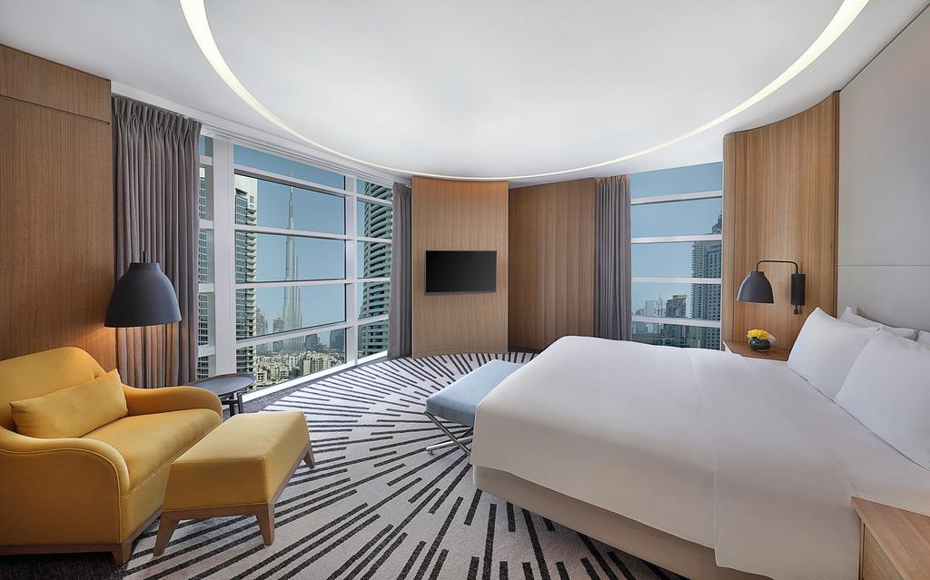 دبل تري باي هيلتون دبي - الخليج التجاري-22 من 45 الصور
