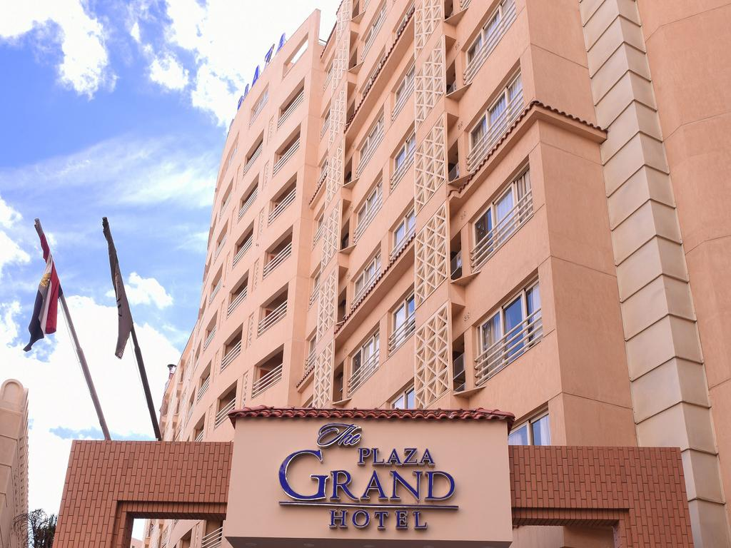 The Grand Plaza Hotel Smouha-1 of 42 photos