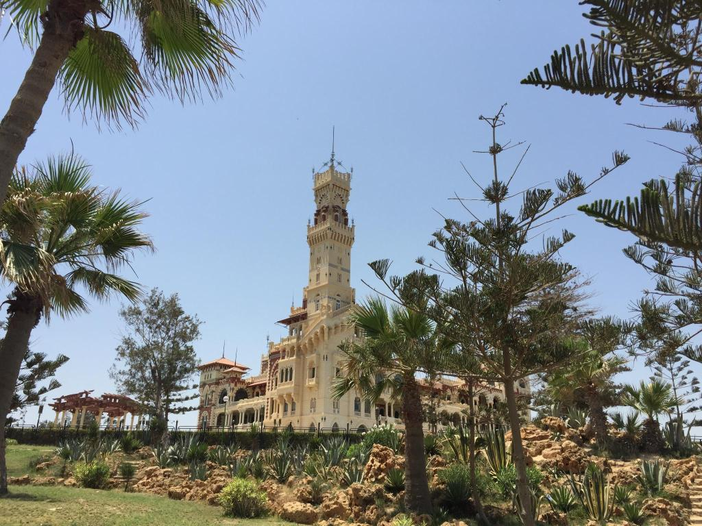 The Grand Plaza Hotel Smouha-42 of 42 photos