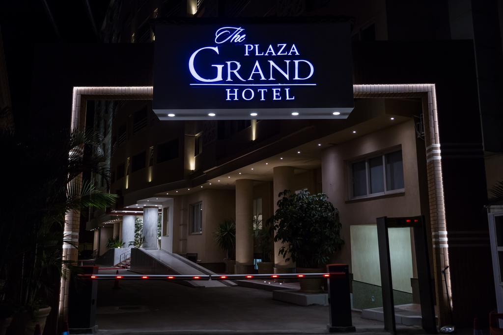 The Grand Plaza Hotel Smouha-3 of 42 photos