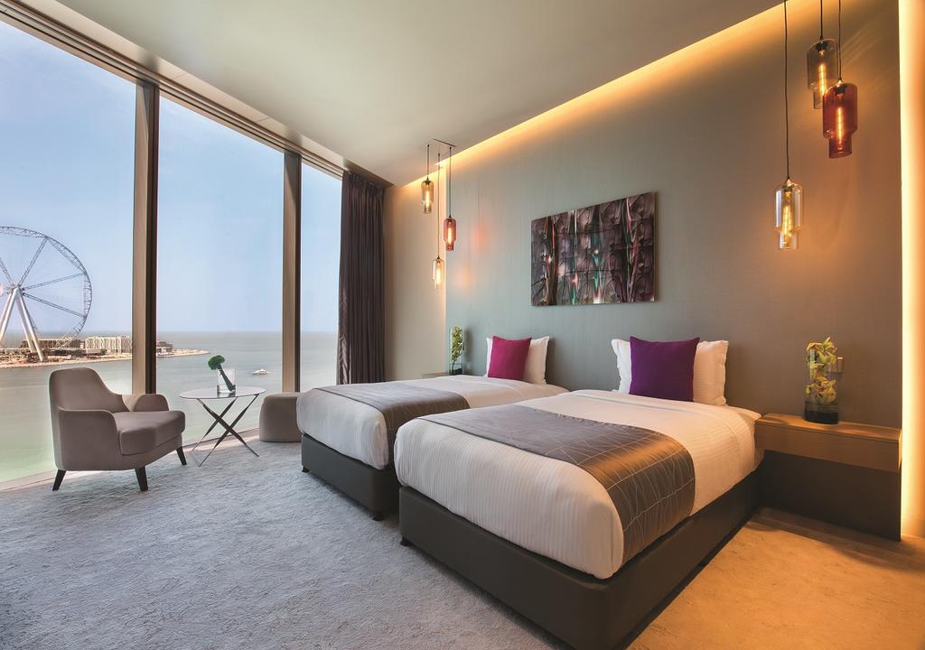 ريكسوس بريميوم دبي  مساكن شاطئ جميرا-26 من 44 الصور