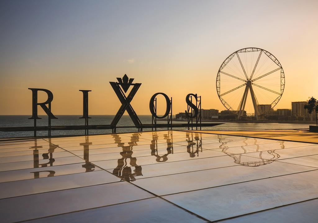 ريكسوس بريميوم دبي  مساكن شاطئ جميرا-4 من 44 الصور