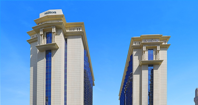 Hilton Makkah Convention Hotel-2 of 47 photos