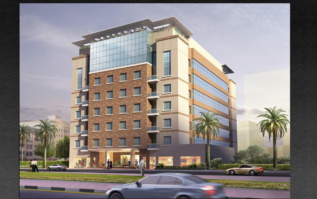 فندق روز بارك البرشاء-1 من 46 الصور