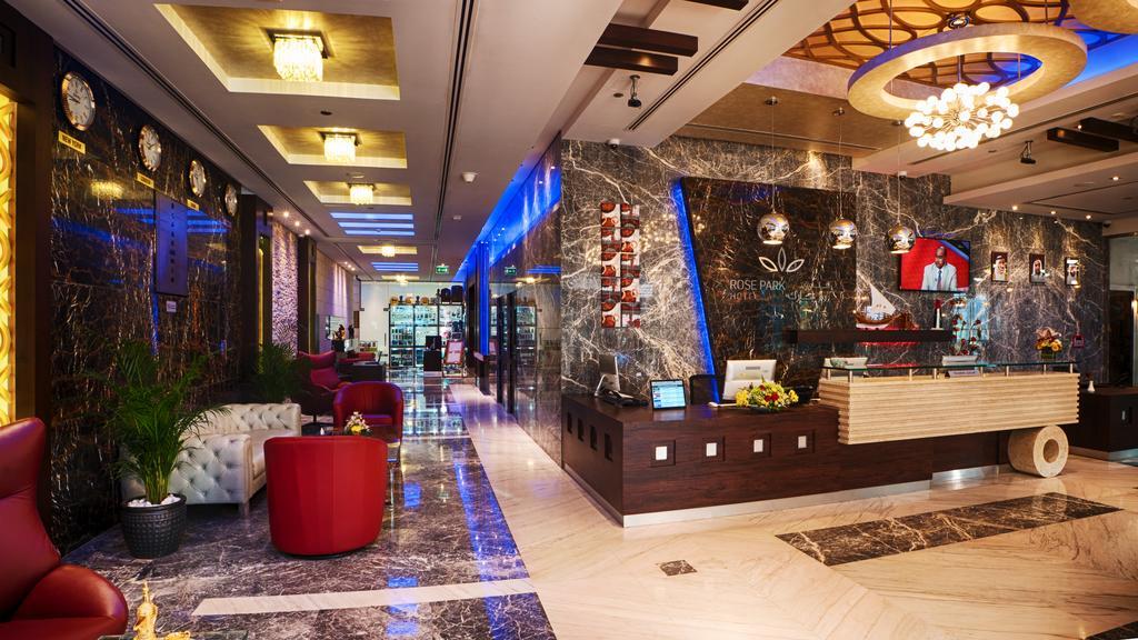 فندق روز بارك البرشاء-24 من 46 الصور