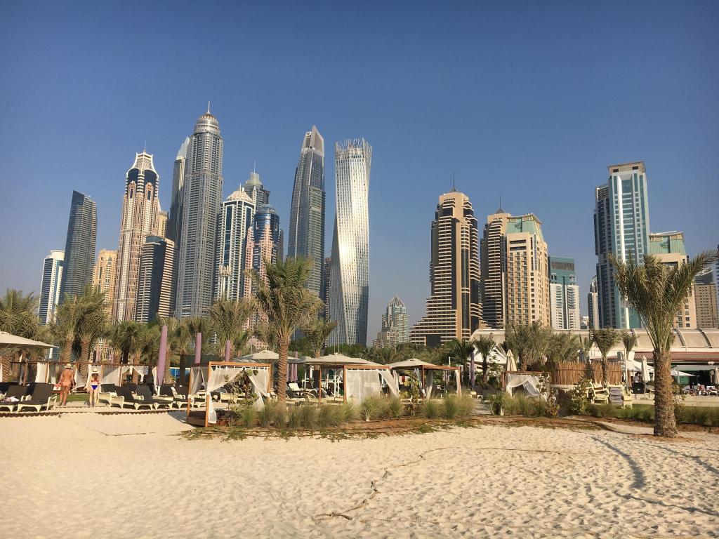 شقق ماريوت دبي التنفيذية - الجداف-41 من 43 الصور