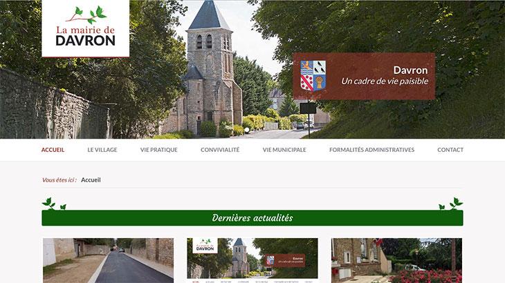 Aperçu Mairie de Davron