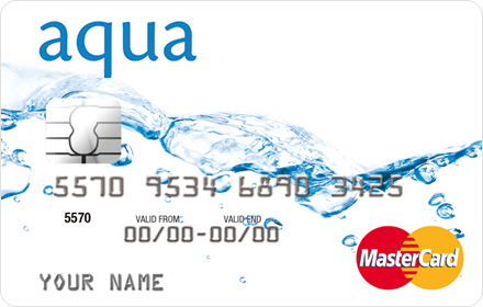 aqua 0% on purchases Image