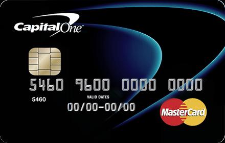 Capital One Balance Card Image