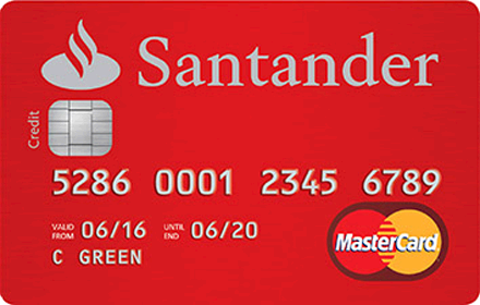 No Credit Check Credit Cards >> Check Eligibility for the Santander Everyday Credit Card