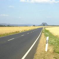 Straßenrandbebauung