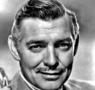 Portrait Clark Gable