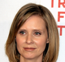 Cynthia Nixon läuft gerade in Sex and the City auf sixx