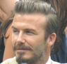 Portrait David Beckham