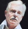Portrait Derek Jacobi