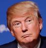 Portrait Donald Trump