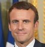 Portrait Emmanuel Macron