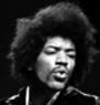 Portrait Jimi Hendrix