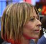 Kate Dickie läuft gerade in Prometheus – Dunkle Zeichen auf Sat 1