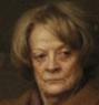 Portrait Maggie Smith